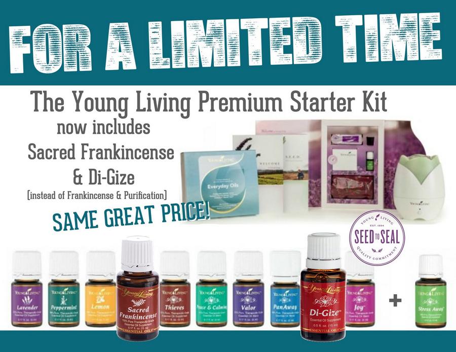 limited time premium starter kit