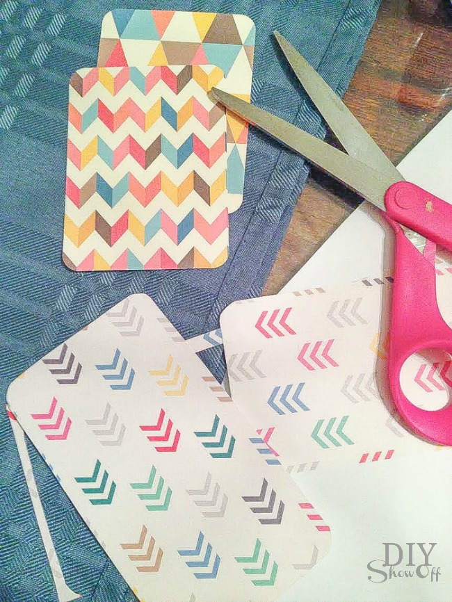 DIY Show Off back to school book ends tutorial #michaelsmakers