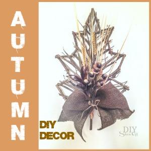 Fall DIY Decor at diyshowoff