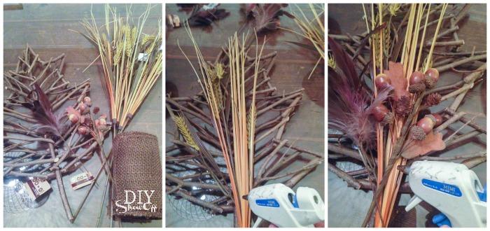 DIY Fall Decor Craft at diyshowoff.com