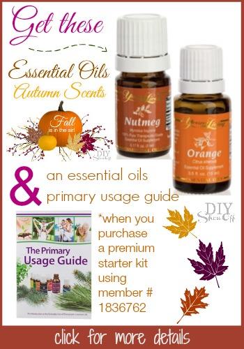 fall essential oils special deal @diyshowoff