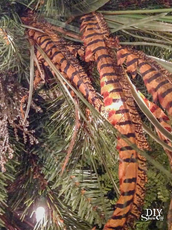 Succulents & Spruce Christmas Tree @diyshowoff - #michaelsmaker dream tree challenge