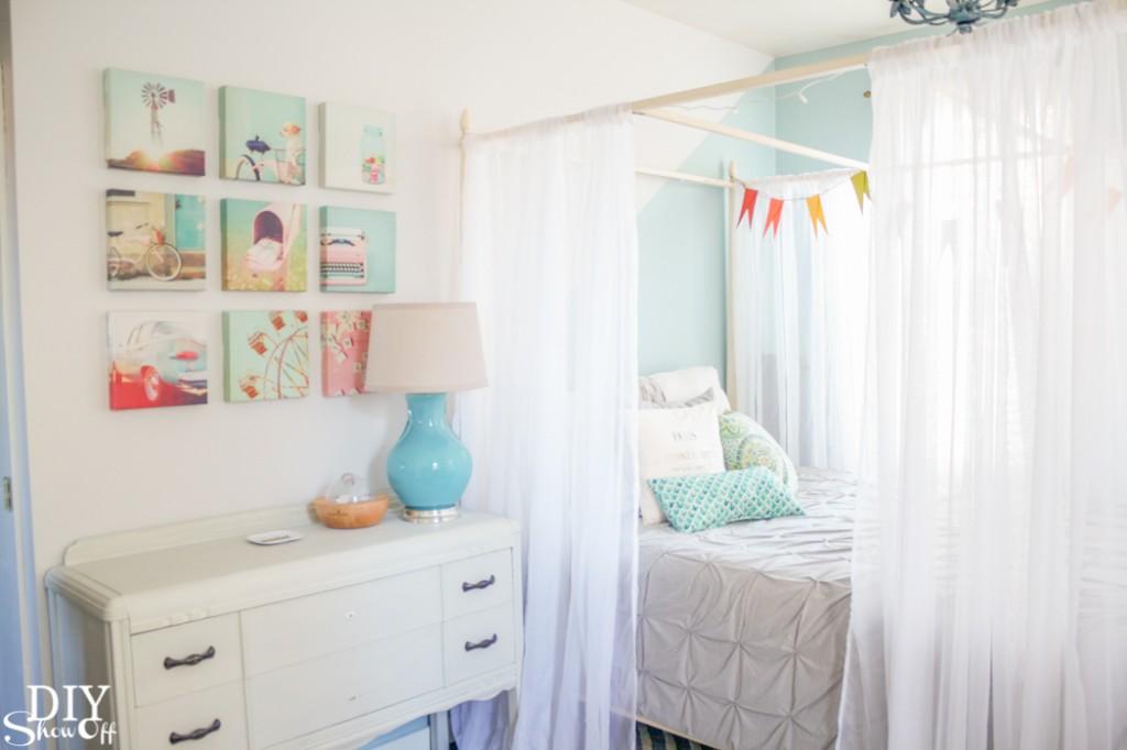 Guest Room/Nursery reveal @diyshowoff