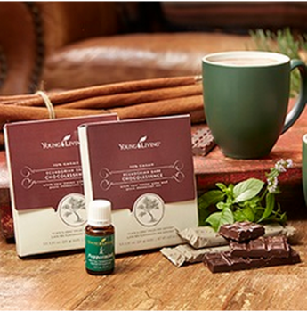 Young Living Chocolessence Giveaway