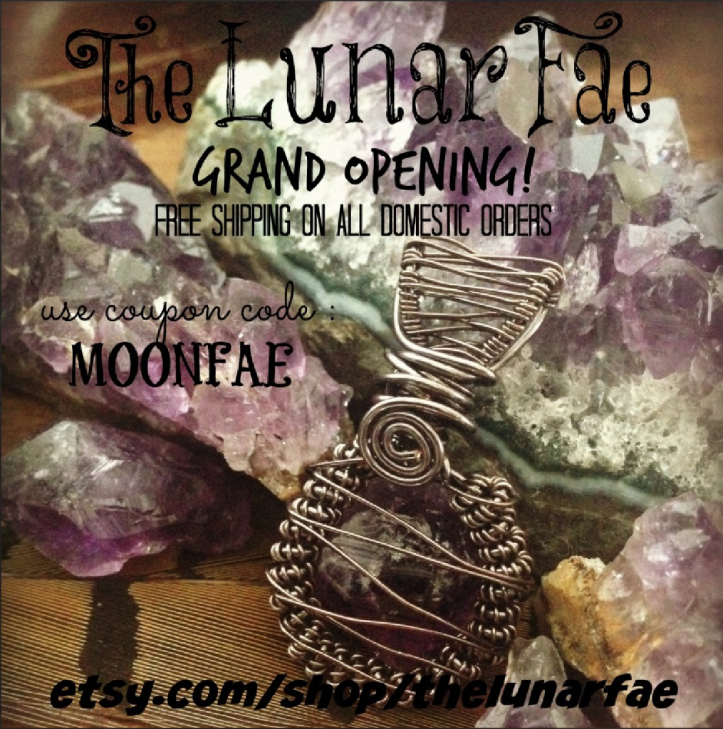 The Lunar Fae blog
