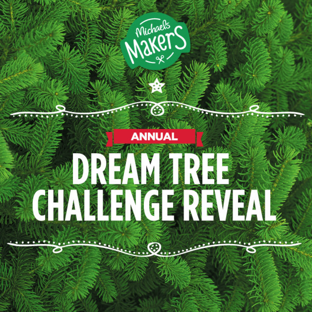 DIYShowOff: Michaels Dream Tree Challenge Reveal