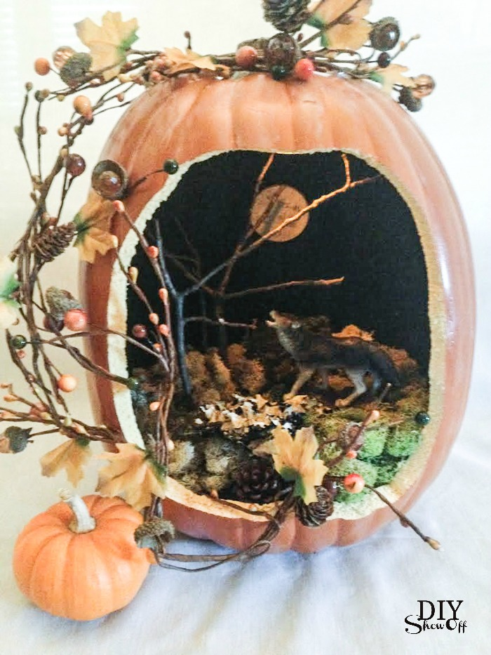 full moon scenic jackolantern at diyshowoff