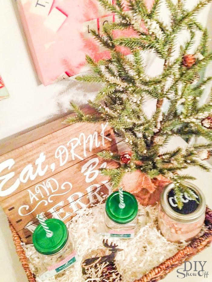 essential oils holiday gift set idea @diyshowoff