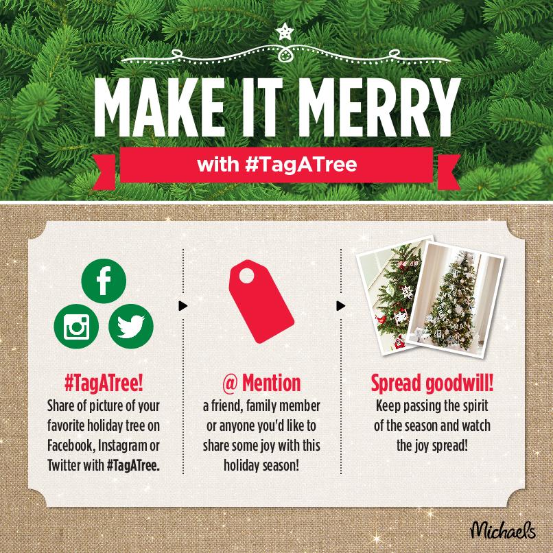 dream tree decorating tips @diyshowoff #michaelsmakers #tagatree