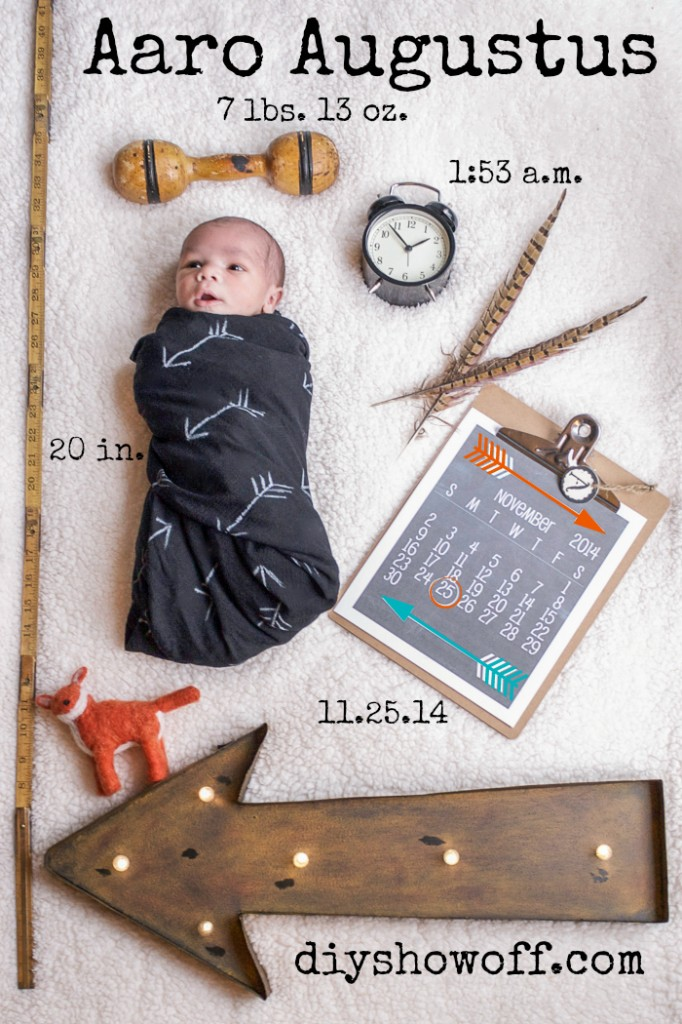 Baby Archives DIY Show Off DIY Decorating and Home – Diy Baby Announcement
