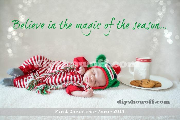 Christmas Cookie @diyshowoff