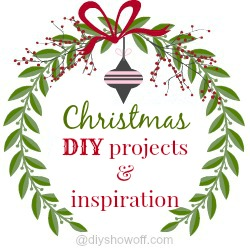 Christmas DIY @diyshowoff