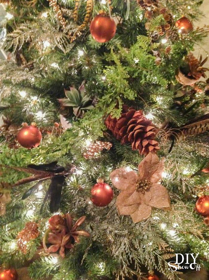Christmas home tour @diyshowoff