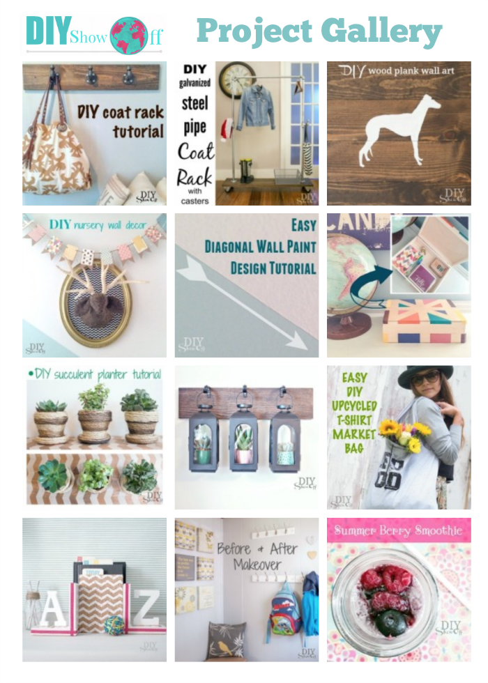 10 most popular diy project pages of 2014diy show off for Most popular diy crafts