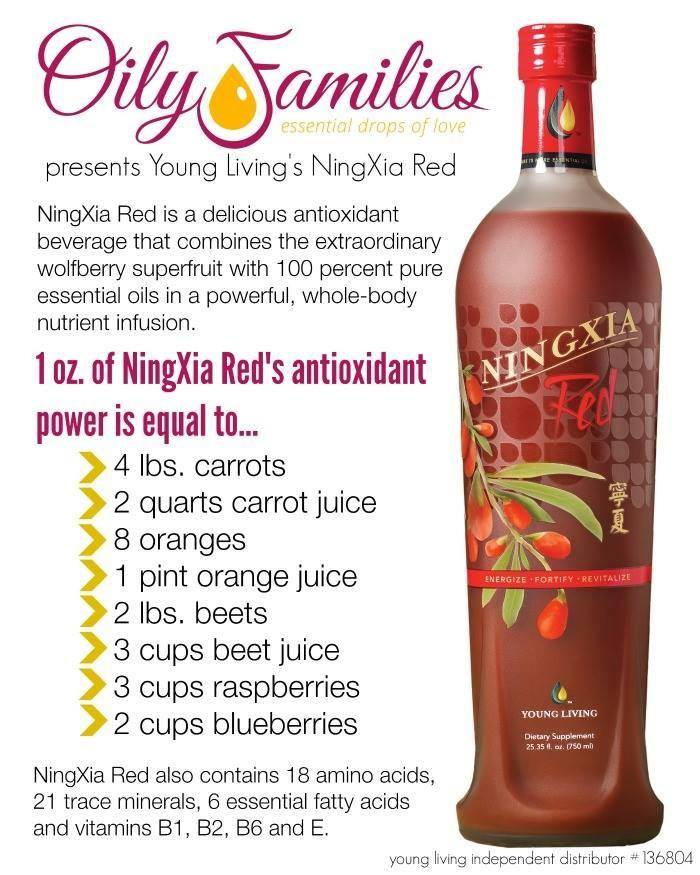 Ningxia Young Living Essential Oils @diyshowoff Member #1836762 #youngliving #essentialoils