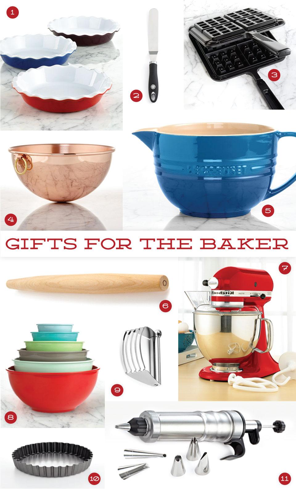 baking essentials gift guide