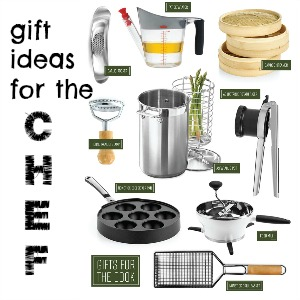 gift ideas for the chef