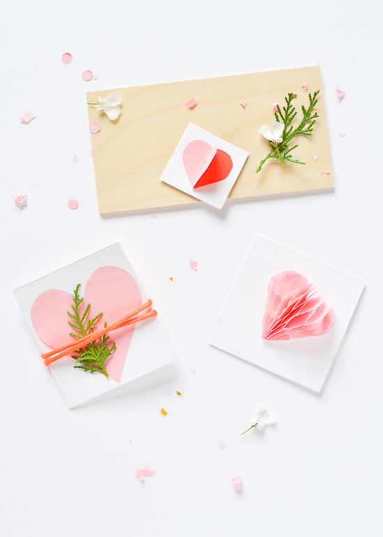 3D valentines day cards @passionshake