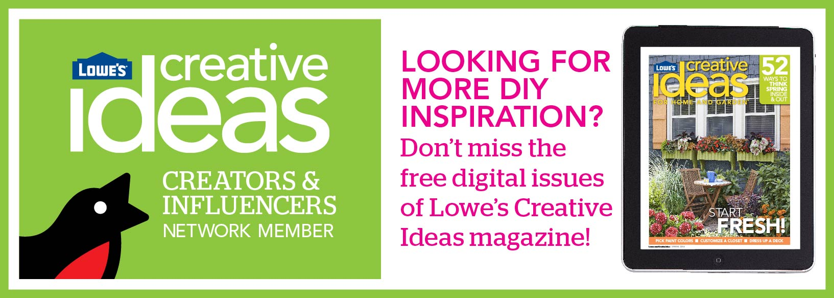 Lowe\'s Creative Ideas Archives - DIY Show Off ™ - DIY Decorating and ...