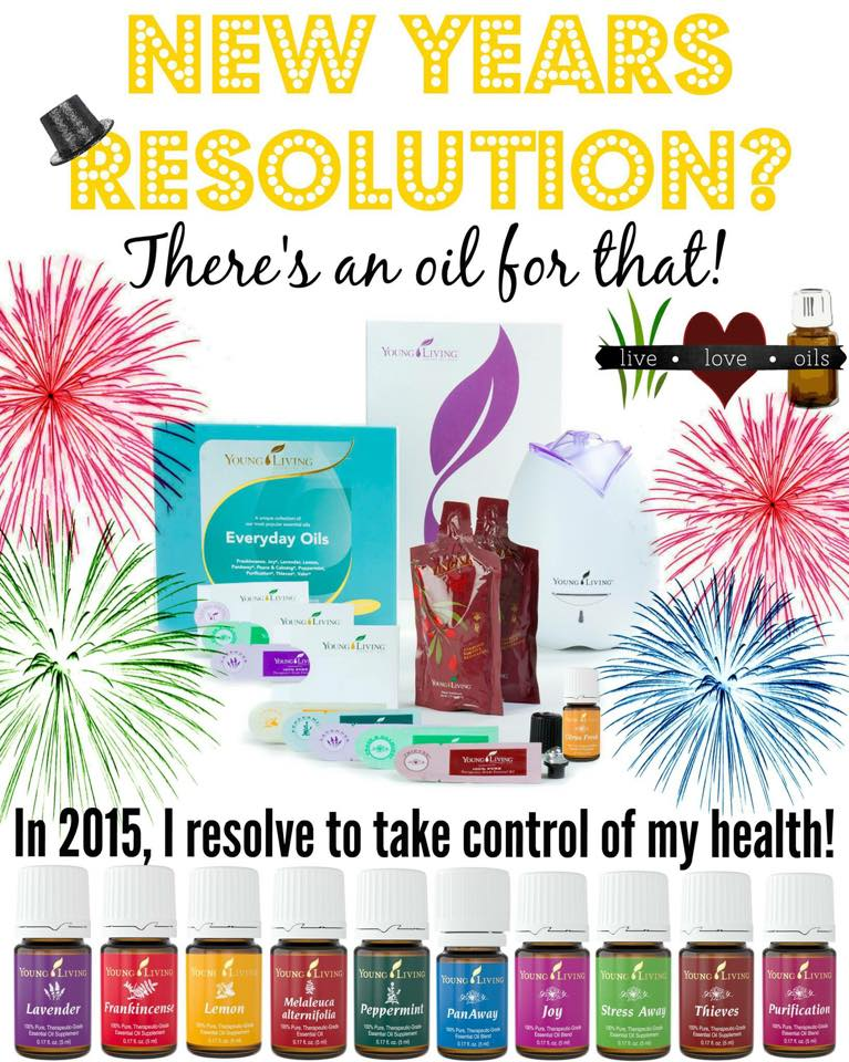 New Years Resolution - make healthier choices @diyshowoff
