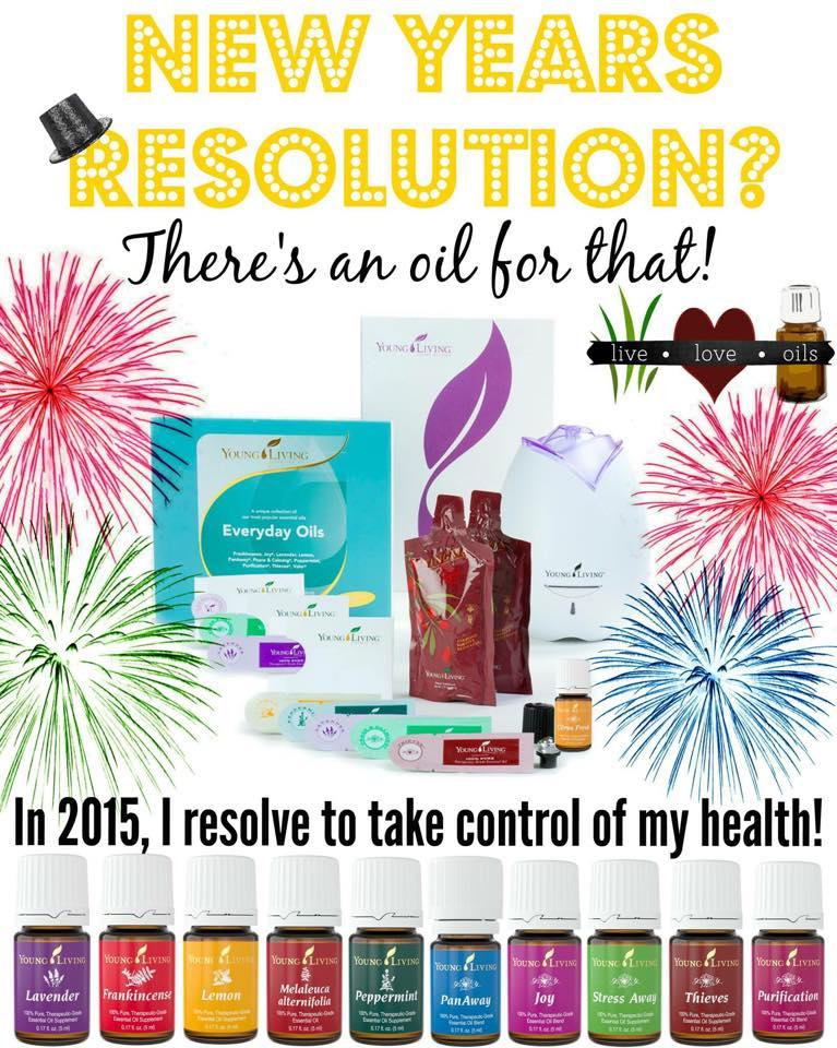 New Years Resolution - make healthier choices @diyshowoff
