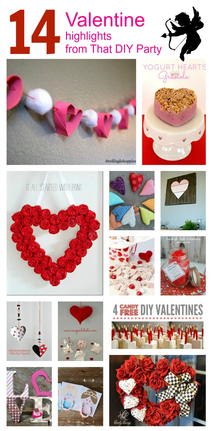 14 Valentine favorites from That DIY Party @diyshowoff