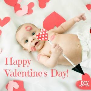 Happy Valentine's Day 2015 from @diyshowoff