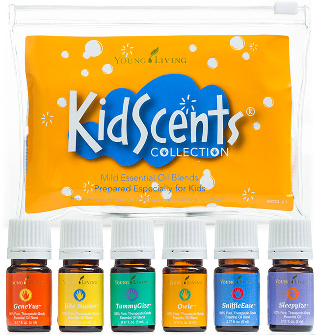 Kid Scents Kit