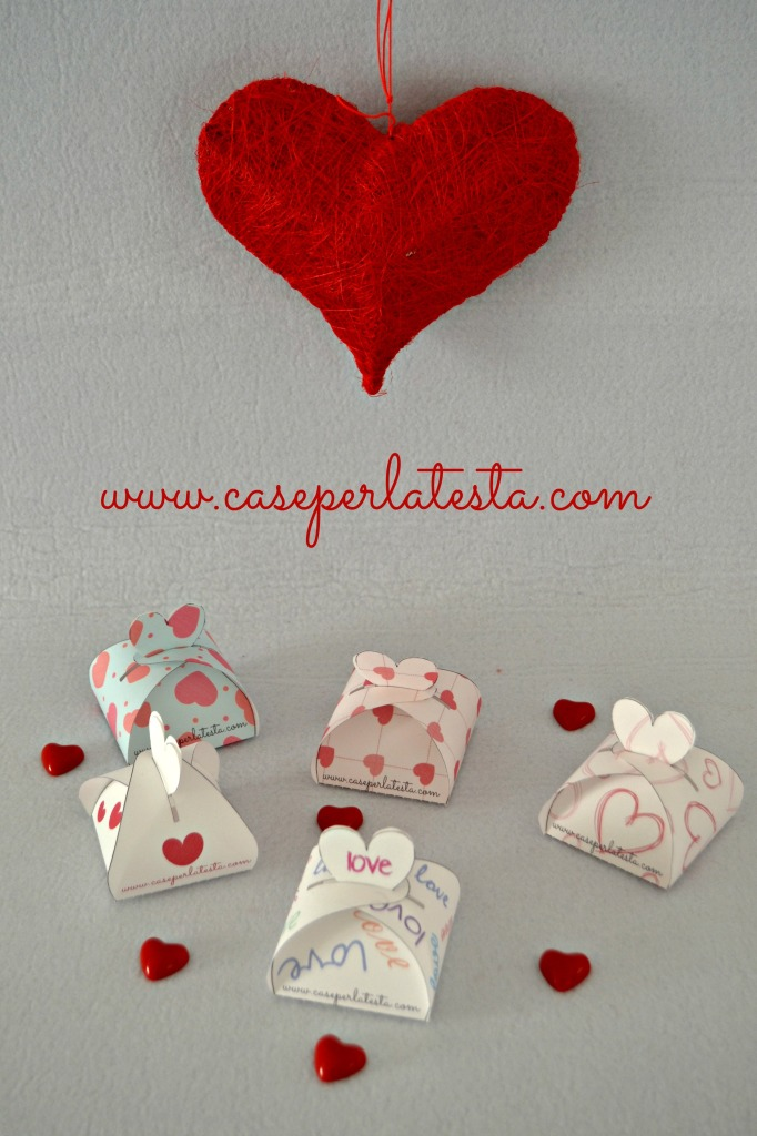 printable valentine's day box @caseperlatesta