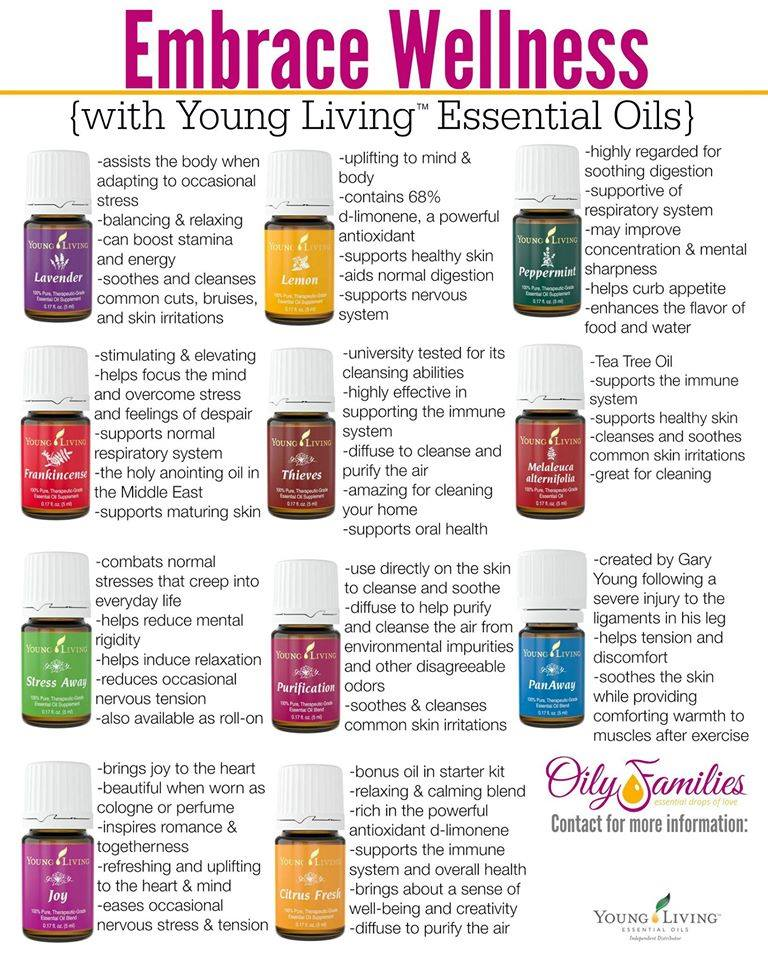 Young Living @diyshowoff