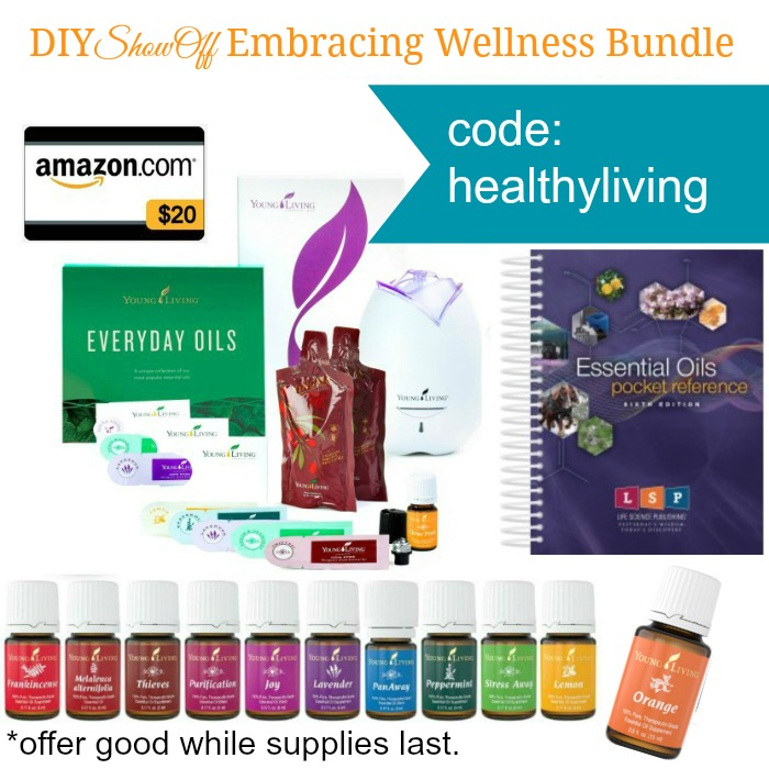 DIYShowOff 2015 Essential Oil Bundle