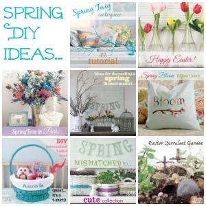 spring DIY ideas at diyshowoff.com