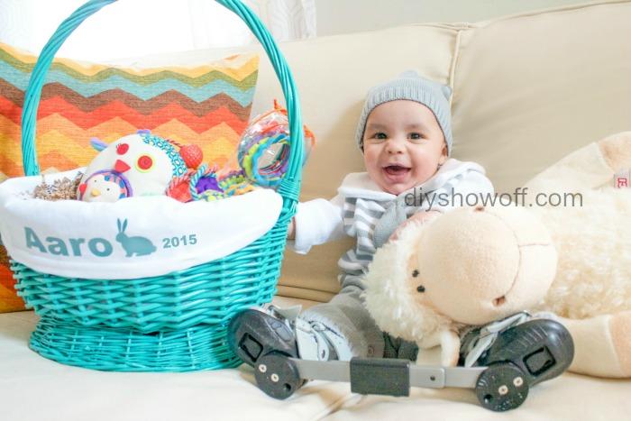 Easter baby @diyshowoff