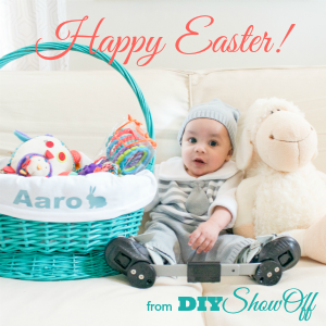 Happy Easter from DIYShowOff