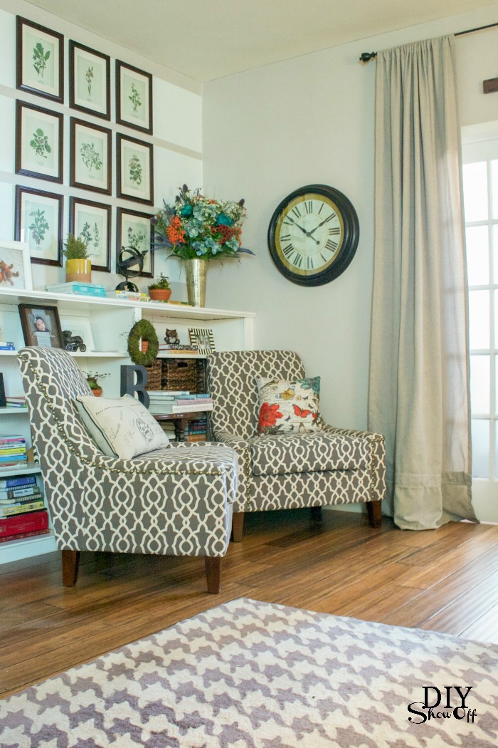Reading nook archives diy show off diy decorating - Show home decor design ...