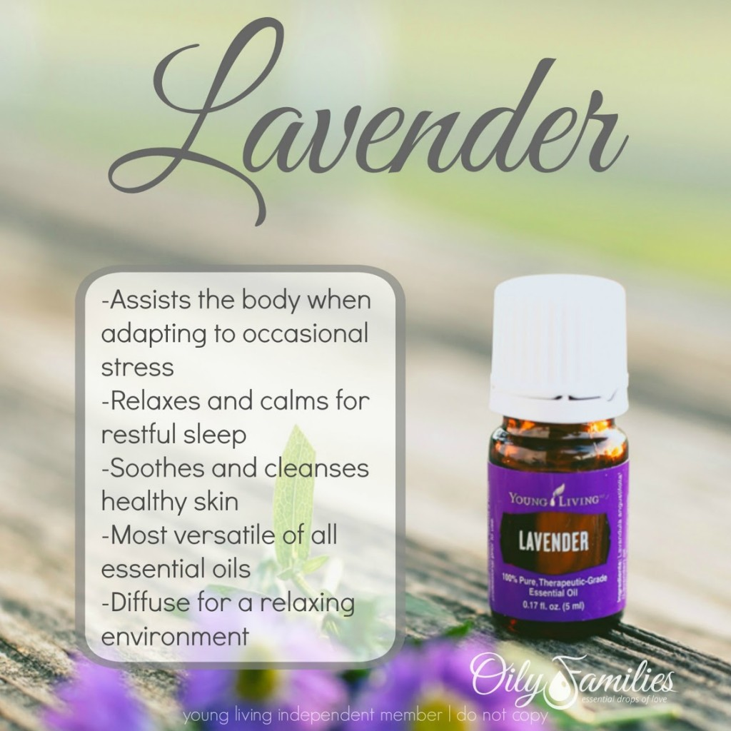 Yes! Young Living essential oils, please!