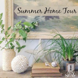 summer home tour @diyshowoff