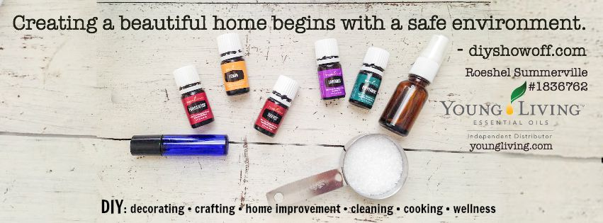 diyshowoff young living essential oils member#1836762