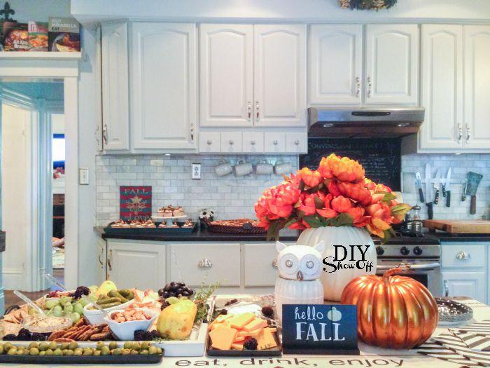 Fall Make & Take ideas @diyshowoff