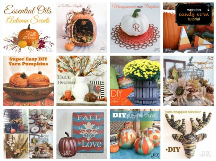 fall projects @diyshowoff