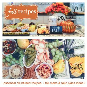fall party recipes @diyshowoff