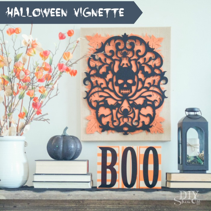DIY Halloween decor @diyshowoff