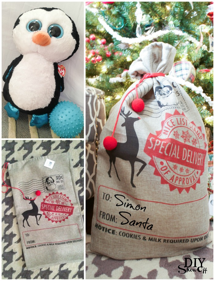 Michaels' Makers Holiday Hacks @diyshowoff gift wrapping odd shaped objects
