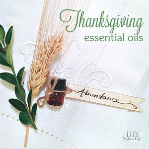 5 must have Thanksgiving essential oils