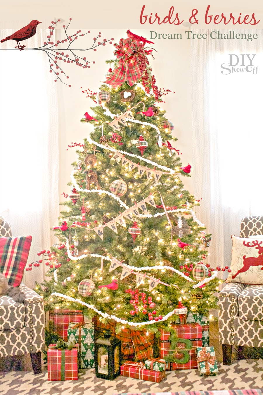 the michaels dream tree challenge mission is to bring you some holiday inspiration in preparation for seasonal decorating its not too early to start - When To Start Decorating For Christmas