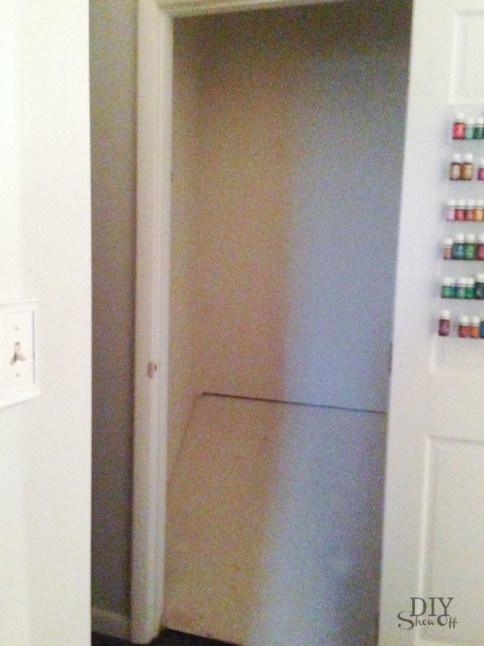 DIY craft organization challenge craft closet #michaelsmakers @diyshowoff