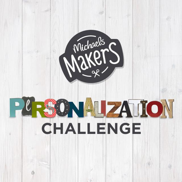 personalization challenge #michaelsmakers