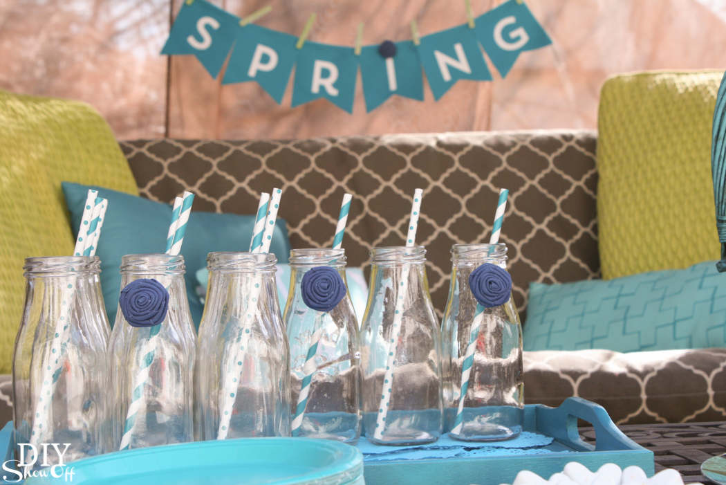 spring party inspiration #michaelsmakers #madewithmichaels @diyshowoff @michaelsstores