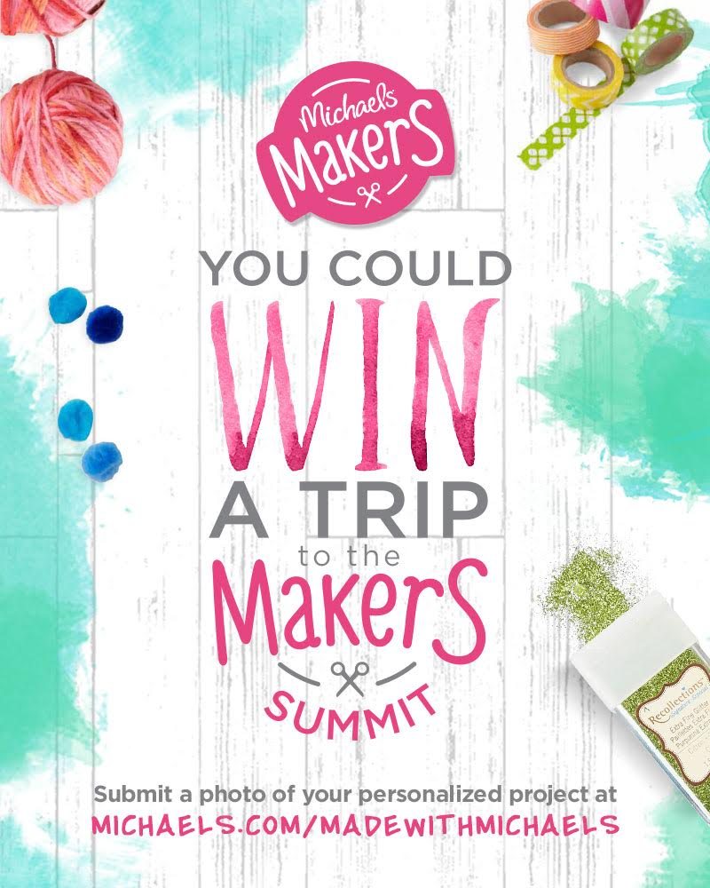 win a trip! #michaelsmakers