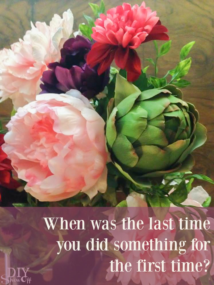 How fun! free craft classes at Michaels #michaelsmakers (DIY floral arranging tips)
